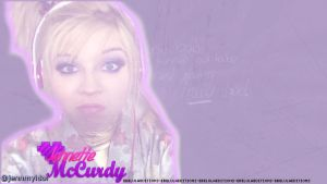 Wallpaper de Jennette McCurdy by EBELULAEDITIONS