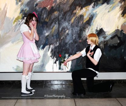 Romance by meAnthony