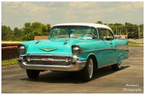 A Near Perfect 1957 Chevy by TheMan268
