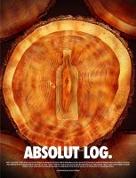 Absolut-Log by Jonzy