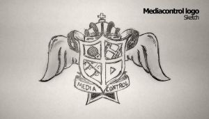 MediaControl Logo Sketch by mediactrl