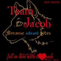 Team Jacob by Bumbleberrypie