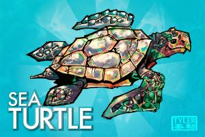 Turtle by thailur