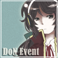 DoN - Introduction Event by Aoi-Rikyri