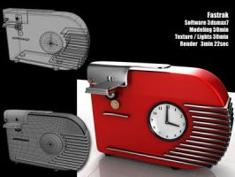 Retro Can Opener by fastrak