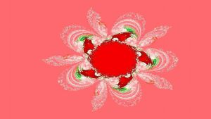 Heart Flower by tainia
