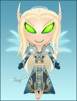 Chibi For Irial by Melificence