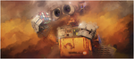 Wall-e Smudge Signature by MrMaRcUsFX