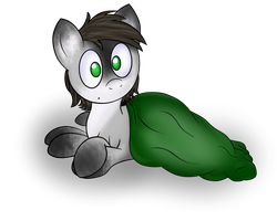 My little Sleipnir by wolfishmeow