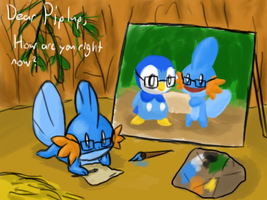 Dear Piplup... by BrookRiver