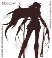 The Shadow by amegoddess