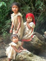 Indians in the lost city by ronen1