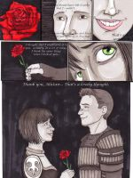 Art Trade - Alistair's Rose by lubyelfears