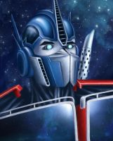 Optimus by diable6