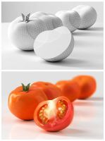 Tomatoes by Damiano79