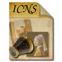 Steampunk Victorian ICNS File Icon by pendragon1966