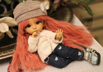 Little Pukifee Jeans by WaterGleam
