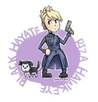 commish :: Hawkeye + Braha by rockinrobin