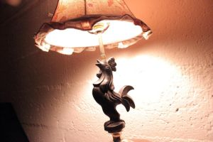 The Lamp by bloogun