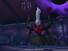 Darkrai: King of the ghosts by imthecutest1238