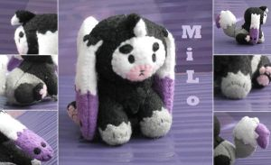 MiLo Plushie by Mechashinobi-X