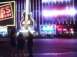 The Streets of Vegas by MrJuniorer