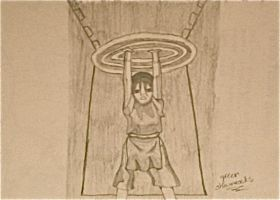 Toph The Metalbender by greenshamrocks