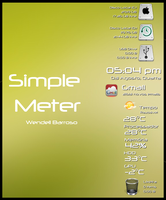 Simple Meter by wendellbarroso
