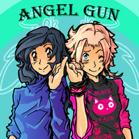 Angel Gun by XBloodClash-mumblesX
