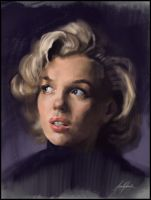Marilyn by gressief