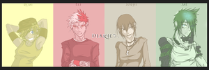 Diaries - The Spectrum. by eXed-OUT