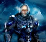 MR.FREEZE by ChopArt2012