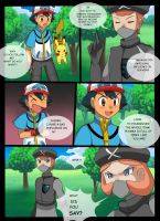 Pokemon Black vs White Chapter 2 page 5 by YogurtYard