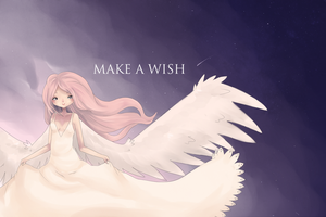 Make a Wish by monobani