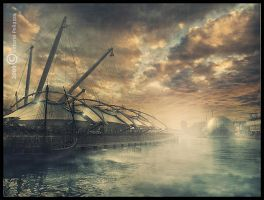 New port by Vittorio-Pellazza
