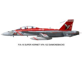 F-18 VFA-102 Diamondbacks by peter-pan03