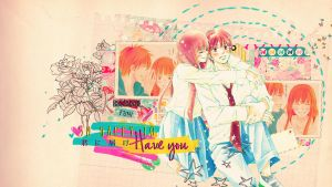 Kimi Ni Todoke wallpaper 3 by akumaLoveSongs