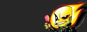 Ghost Rider!!! by vancamelot