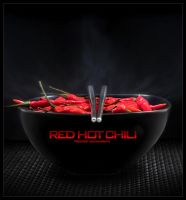 Red hot chili by fredrikpj