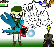 IMMA CHARGIN MAH ZORA by jimmah93