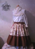 Country adventure skirt by zeloco