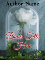 Rose White Book Cover by TrisStock