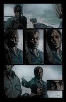 Silent Hill Downpour: Anne's Story #4 Page 9 by T-RexJones