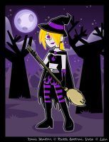 The Wicked Witch of Amity Park by HamsterParade