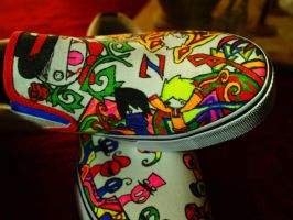 Shoes incognito 3 by StyrochRiek