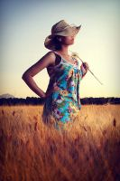 field of gold 9 by emohoc