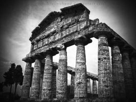 Athena's Temple by StormAhead