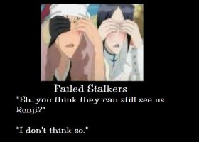 Failed Stalkers by ThunderSoup