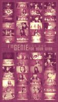 Genie - Girls' Generation by hagane-girl