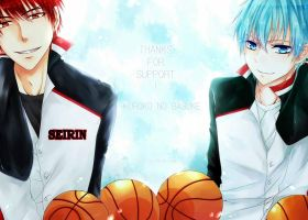 KnB - 111 Hits by Aki95